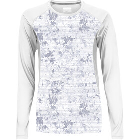 Marmot Crystal Camiseta de manga larga Mujer, white mind game